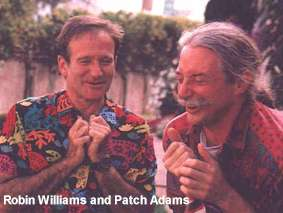 patch adams movie analysis The analysis of the movie patch adams: is humor the best medicine patch adams is a movie that is based on a true story it is about a man who has experienced many things in his lifetime, from being institutionalized in a psychiatric ward of a hospital to being a well-respected doctor that heals and calms many people with humor.